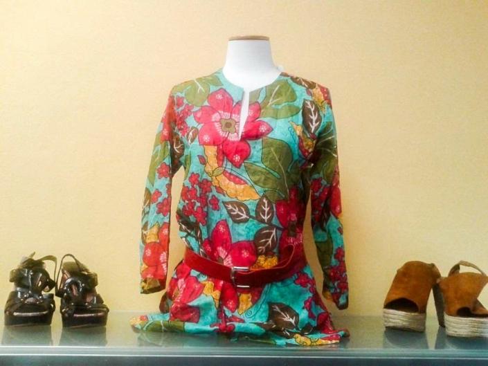 m´dní oblečení a boty z Hadrexu